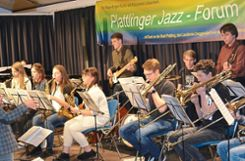 Plattling: Junges Jazz-Forum voller Klassiker