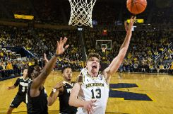 Basketball-Talent Wagner startet in March Madness