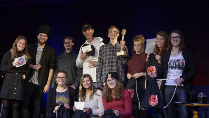 Straubing: So war der Poetry Slam Freischnauze am 24. November 2018