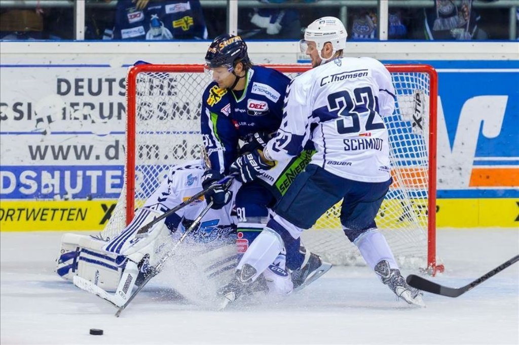 Straubing Tigers Tabelle