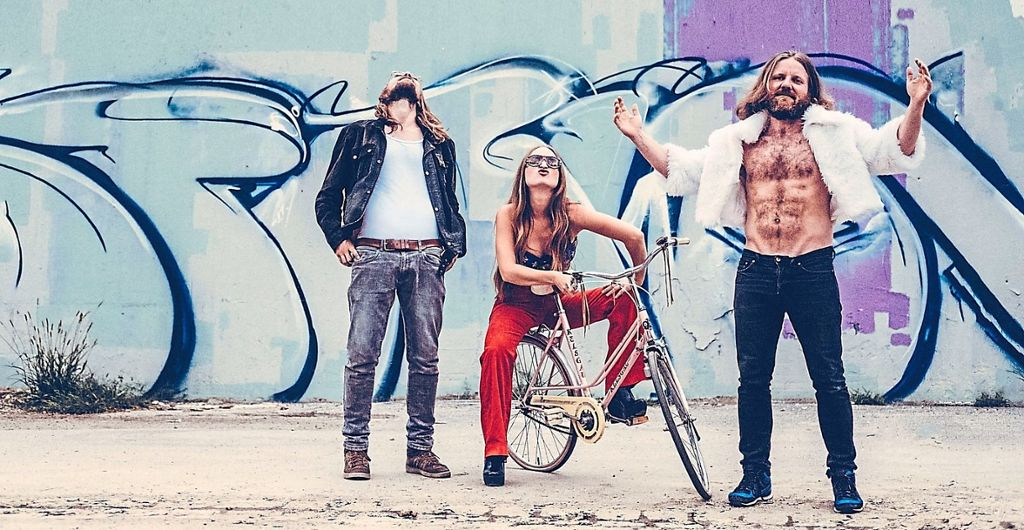 Alles andere als flauschig: Flokati. Foto: Band