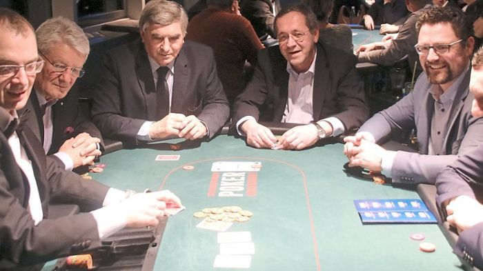 Bad Kötzting: Full House in der Spielbank