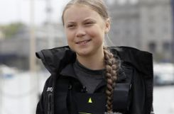 Stockholm: Greta Thunberg bekommt Alternativen Nobelpreis