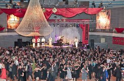 SPD-Ball in der Fraunhofer-Halle