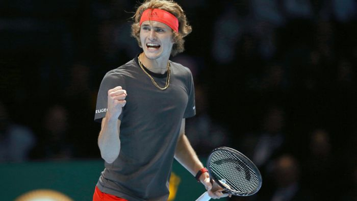 Tennis: Alexander Zverev gewinnt ATP-WM in London