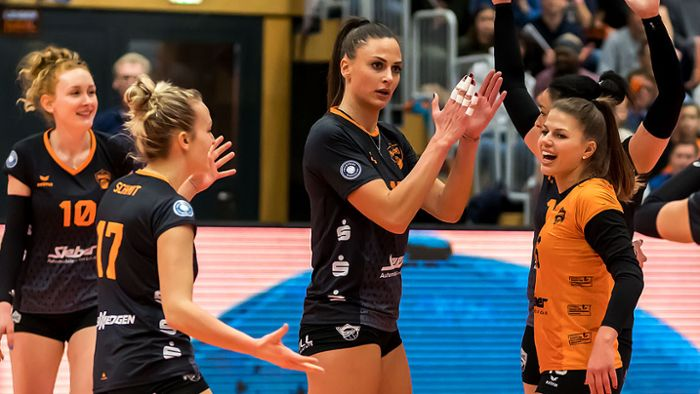 Volleyball Bundesliga: NawaRo holt Sensationssieg in Dresden