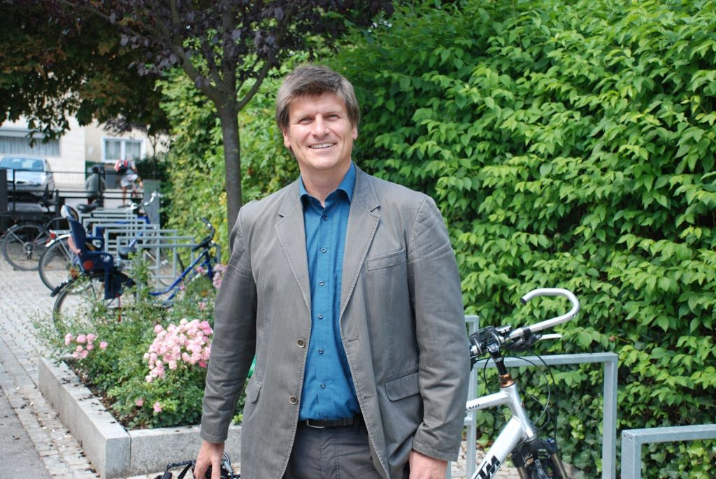 Dr. Michael Stanglmaier. Foto: re
