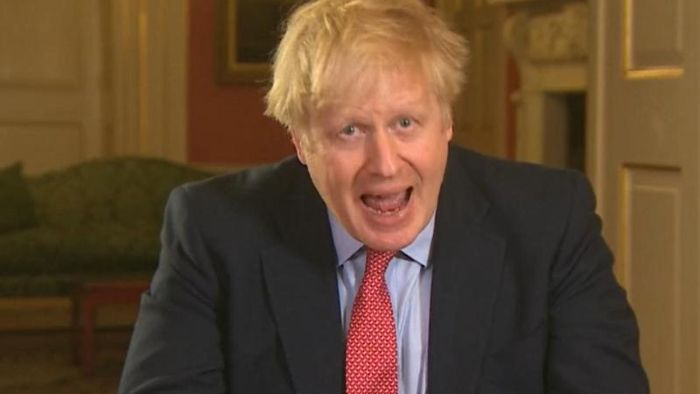 London: Boris Johnson positiv auf Coronavirus getestet