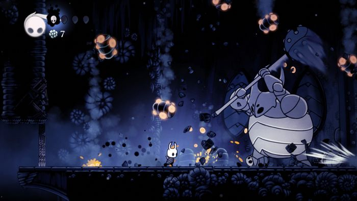 Gaming-Tipp: Kleiner Ritter kämpft gegen fiese Insekten in Hollow Knight