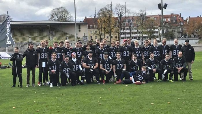 Cham: Raiders sind in heißer Trainingsphase