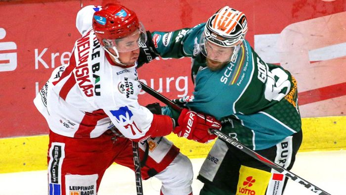DEL2: Video: EV Landshut holt Punkt in Bietigheim