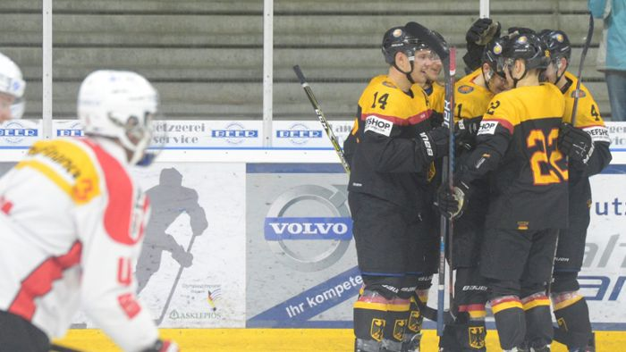 Deggendorf: Die Video-Highlights vom U20-Turnier