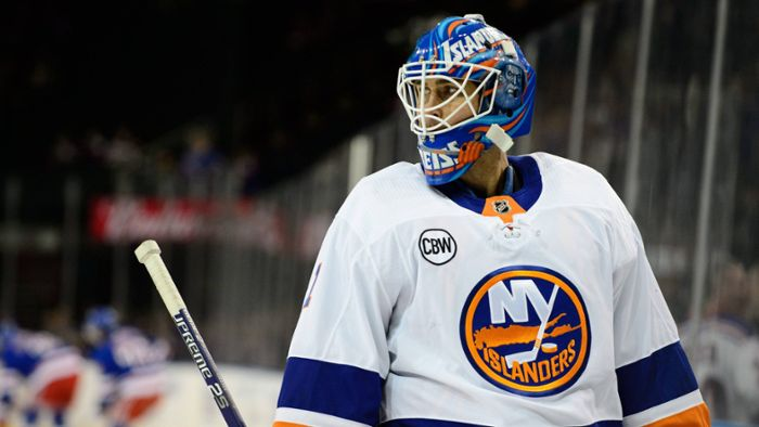 NHL: Eishockey-Goalie Greiss gewinnt mit New York in Colorado