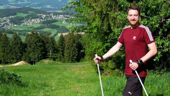 Viechtach: Adventure Days mit Nordic-Walking-Hüttentour